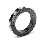 Steel Shaft Collar Clamp 40mm bore x 63mm OD x 18mm wide c//w M10 set screw