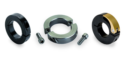 Clamp Style Shaft Collars