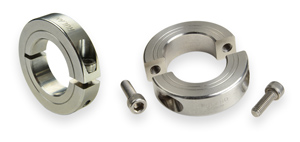 Corrosion Resistant Shaft Collars for Marine and Subsea Applications
