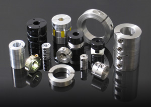 Servo couplings for a wide variety of applications