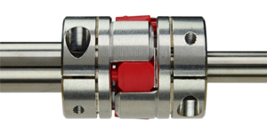 Zero-Backlash Jaw Couplings for Optical Inspection Systems